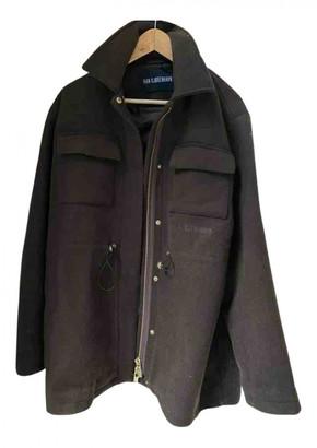Han Kjobenhavn Navy Wool Jackets