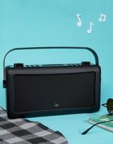 VQ Hepburn II Digital Radio & Bluetooth Speaker In Black