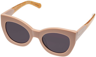 Karen Walker Northern Lights Chunky Cat-Eye Sunglasses