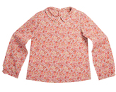 Marie Chantal Girls Long Sleeve Liberty Shirt