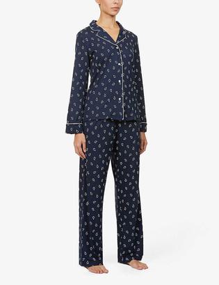Derek Rose Drose stretch-modal pyjama set