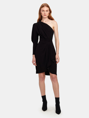 IRO Hugin One Shoulder Mini Dress