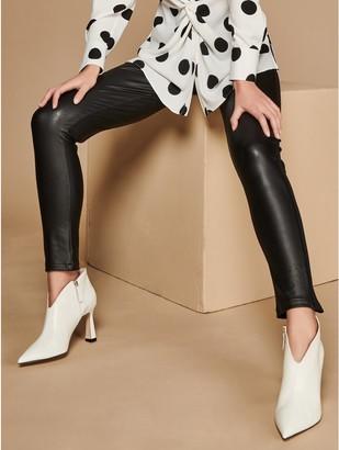 M&Co Sonder Studio coated skinny jeans