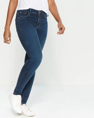 Levi's Essential Blue 720 Super Skinny Jeans