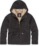 Dickies Sherpa-Lined Duck Hooded Zip Jacket - Boys 8-20