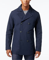 MICHAEL Michael Kors Men's Slim-Fit Double-Breasted Pea Coat