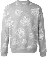 Kenzo multi tiger sweatshirt - men - Cotton - XL