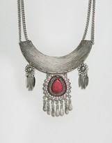Glamorous Festival Statement Necklace