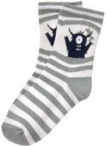 Gymboree Monster Stripe Socks