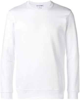 Comme des Garcons balaclava print sweatshirt