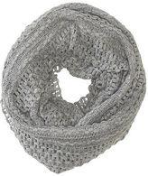 Aeropostale Womens Open-Knit Infinity Scarf