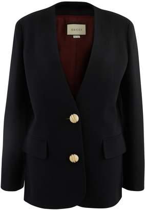 Gucci Crepe blazer