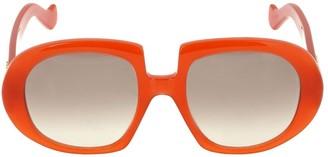 Loewe Oversize Acetate Sunglasses