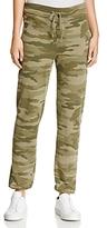 Current/Elliott Curent/Elliott The Collegiate Camouflage Jogger Pants