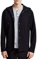 Vince Hooded Snap Front Jacket - 100% Bloomingdale's Exclusive