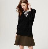 LOFT Sweater Hoodie