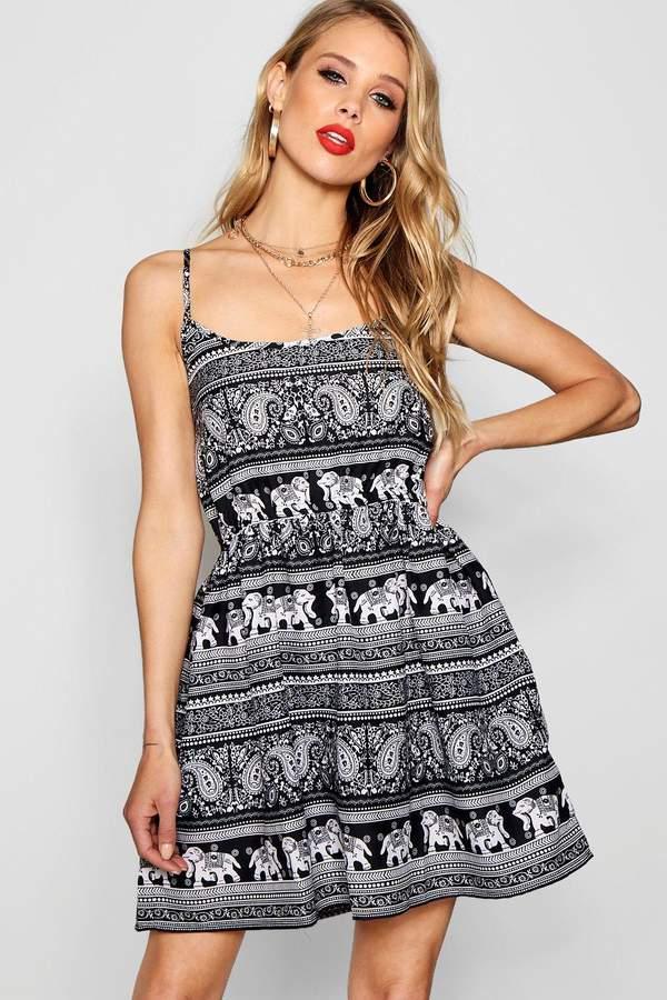 b4be55626fcd boohoo Skater Dresses - ShopStyle UK