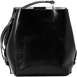 Rebecca Minkoff Kate Medium Convertible Leather Bucket Bag
