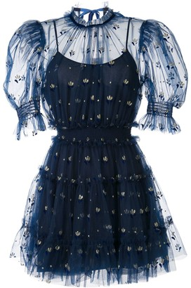 Alice McCall Cowboy Tears mini dress