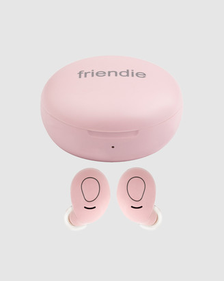 Friendie AIR ZEN 2.0 Paris Pink True Wireless In Ear Headphones