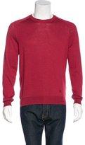 Louis Vuitton Silk & Cashmere-Blend Sweater w/ Tags