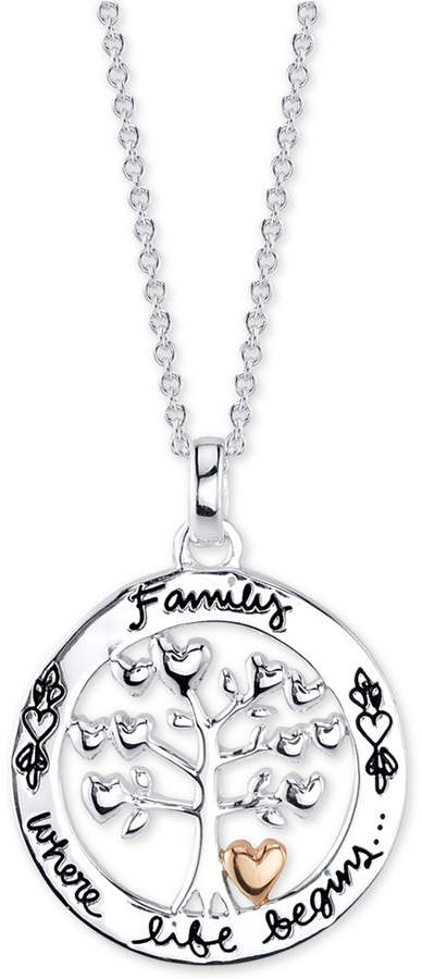 39f6222a61 Tree Of Life Necklace - ShopStyle