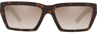 Prada Disguise square-frame sunglasses