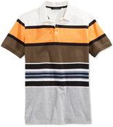 Sean John Men's Core Stripe Polo