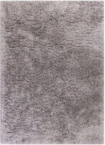 Asstd National Brand Silky Shag Rectangular Rug
