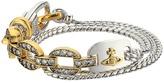 Vivienne Westwood Orestes Wrap Bracelet Bracelet