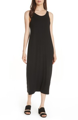 Eileen Fisher Midi Tank Dress