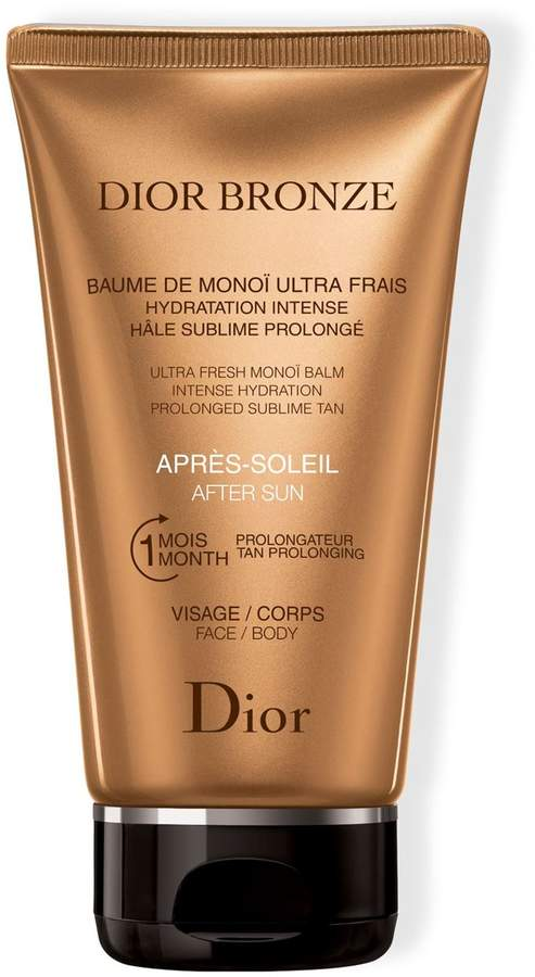 Dior Bronze Monoi Balm After Sun Tube