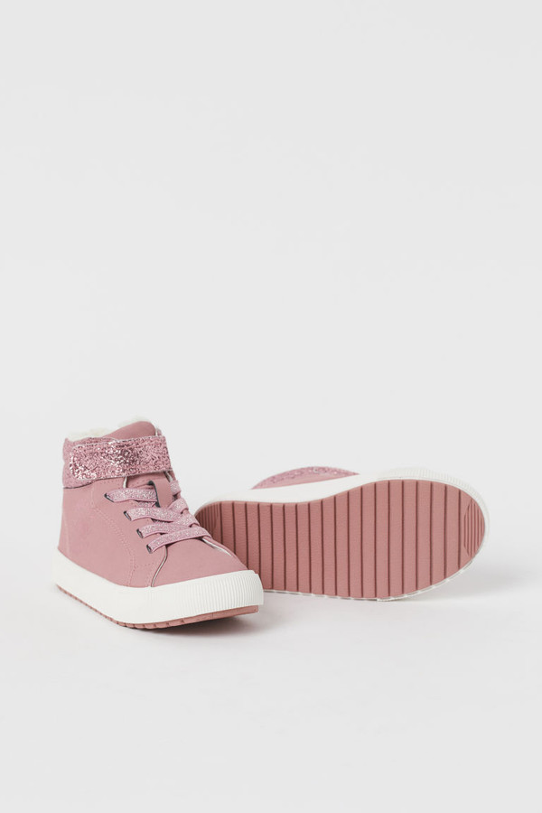 Pink High Tops For Girls | Shop the