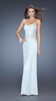 La Femme Prom Dress 20397