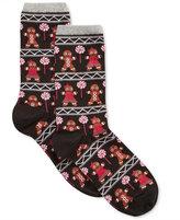 Hot Sox Women's Gingerbread Socks