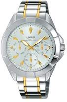 Lorus Watches Women's Watch Analogue Quartz Stainless Steel RP633CX9