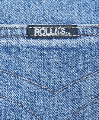 ROLLA'S Rollas x Sofia Richie Eastcoast Flare Jeans Karen Blue