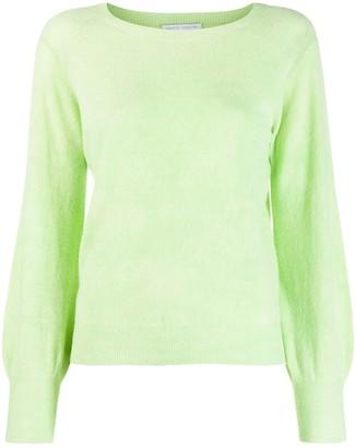 Societe Anonyme Fine Knit Sweatshirt