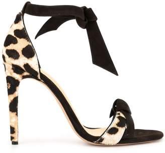 Alexandre Birman Clarita leopard print sandals