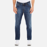 Ami Men's Carrot Fit Jeans Blue