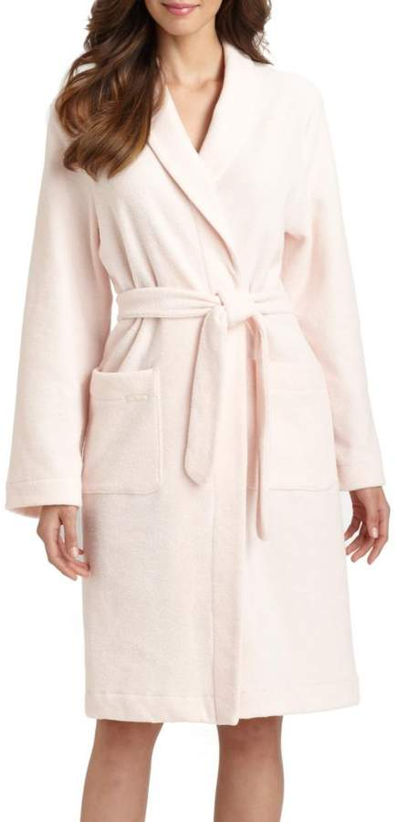 7790c33bc616c8 Long Cotton Robe - ShopStyle UK