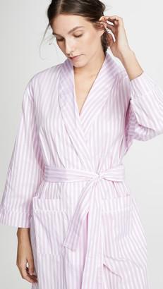 Bedhead Pajamas Pink Stripe Robe