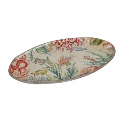 Formahouse - Sea Life Oval Platter