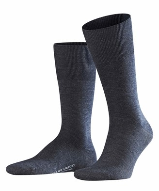 Falke Men's Airport Socks - Merino Wool/Cotton Blend