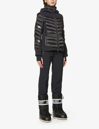 Toni Sailer Madita Splendid padded shell ski jacket