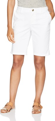 "Amazon Essentials Women's 10"" Inseam Bermuda Short"