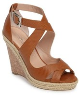 Charles by Charles David Women's Belfast Strappy Wedge Sandal