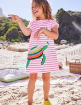 Boden Vacation Applique Dress