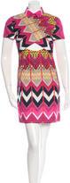 Carven Cutout Mini Dress w/ Tags