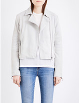 J Brand Fashion Aiah leather jacket